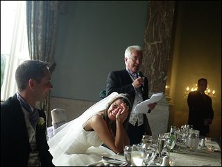 Father of the bride wedding speech funny