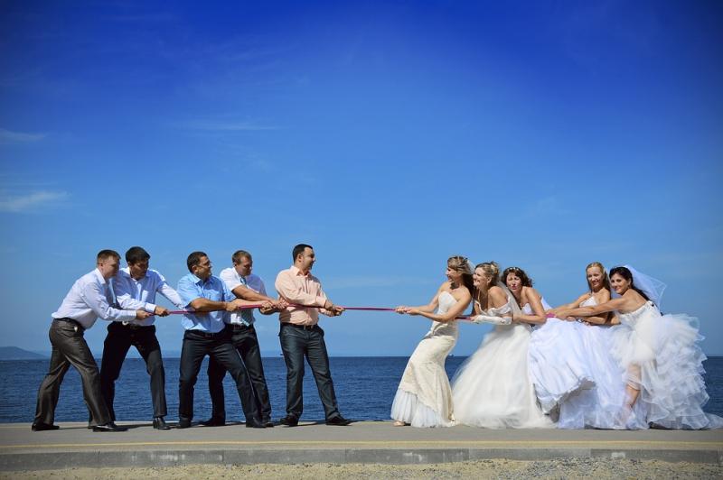 Wedding funny bride speech