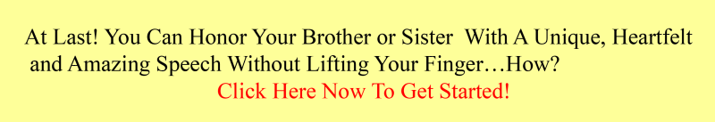Your brother or sister
