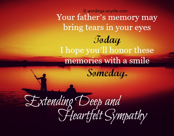 Eulogy for dad from son or daughter