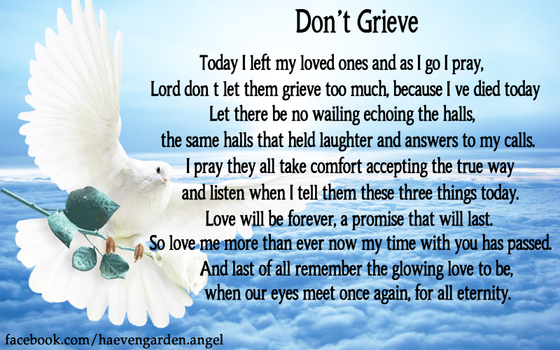 Eulogy for mother(mom)