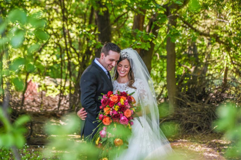 Speech or toast from a father to son and bride on wedding day write