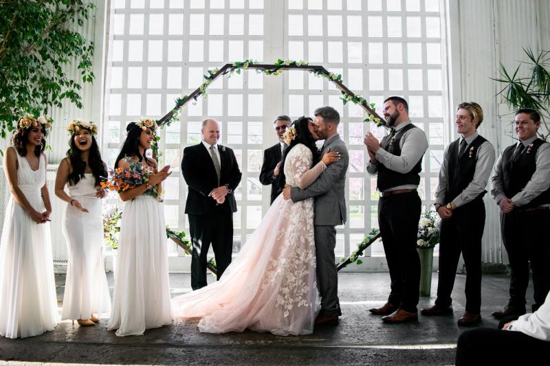 Sample bride wedding vow
