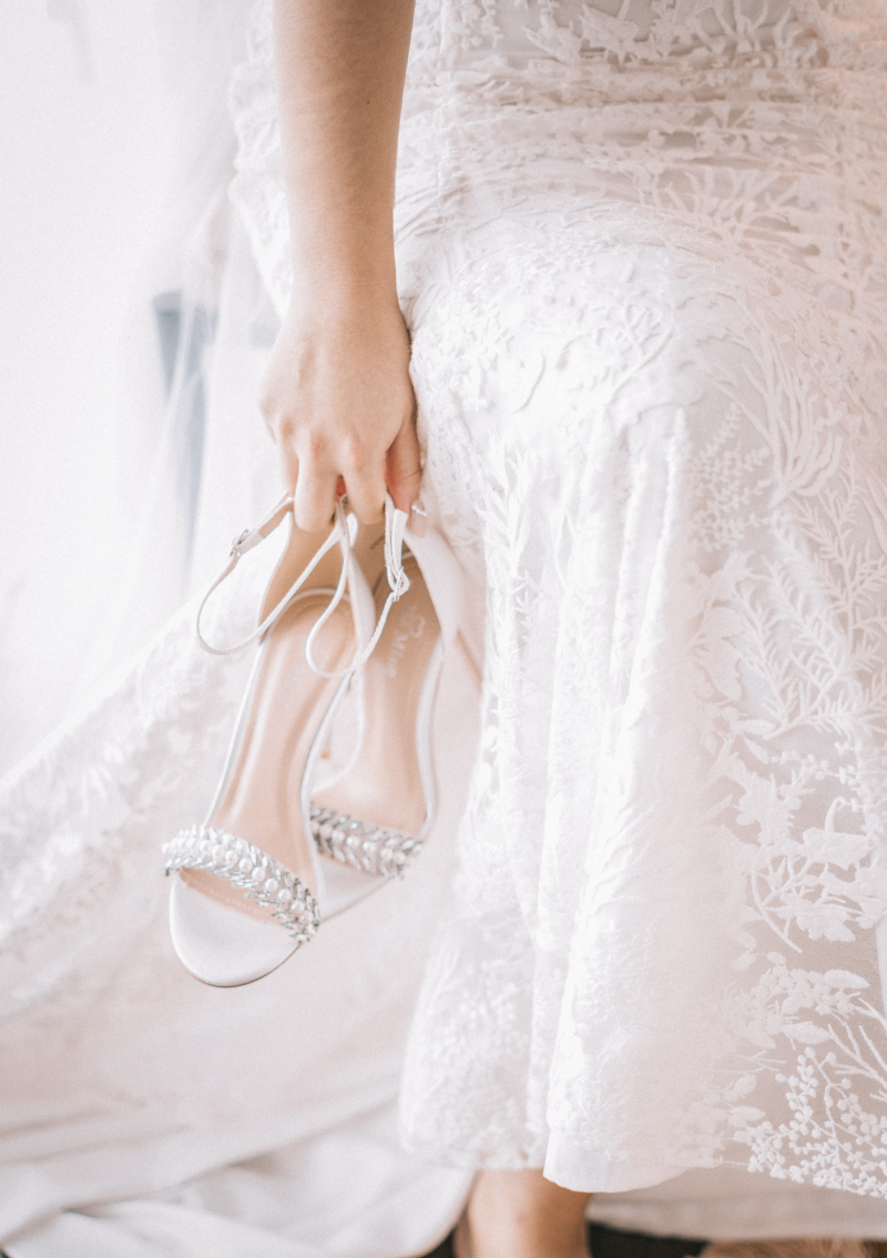 What should the father of the bride say at daughter's wedding