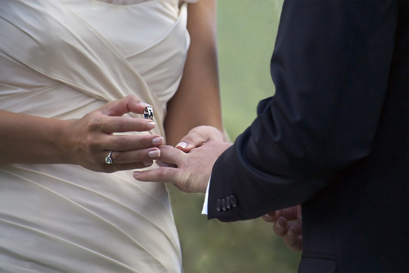 Groom wedding vow examples of  what to say